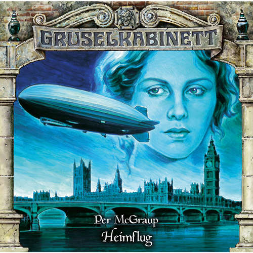 Hoerbuch Gruselkabinett, Folge 161: Heimflug - Per McGraup - Stephanie Kellner