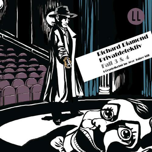 Hoerbuch Richard Diamond, Folge 3: Der Fall Ed Lloyd / Der Mordauftrag - Blake Edwards - Tobias Kluckert