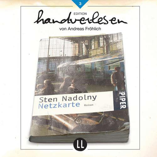 Hoerbuch Netzkarte - Sten Nadolny - Andreas Fröhlich