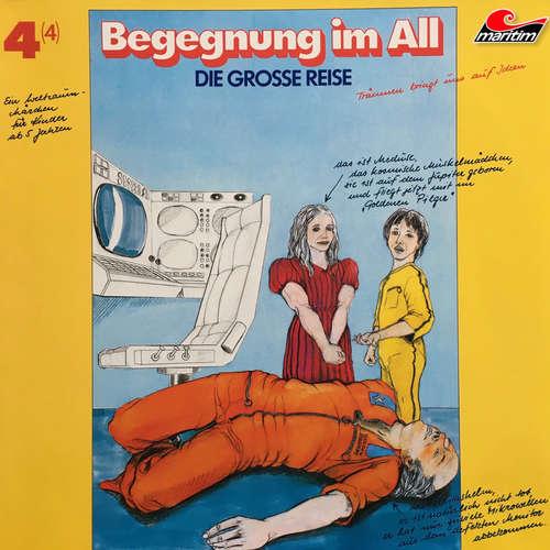 Hoerbuch Die große Reise, Folge 4: Begegnung im All - Alfred Krink - Thiemo Krink