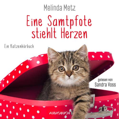 Hoerbuch Eine Samtpfote stiehlt Herzen - Die Samtpfoten-Serie, Band 2 - Melinda Metz - Sandra Voss