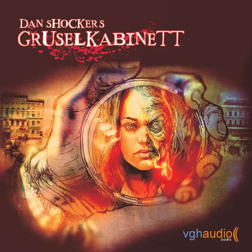 Hoerbuch Dan Shockers Gruselkabinett, Magirons Todesshow - H. G. Francis - Wolf Frass