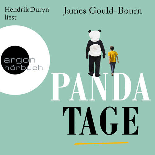 Hoerbuch Pandatage - James Gould-Bourn - Hendrik Duryn