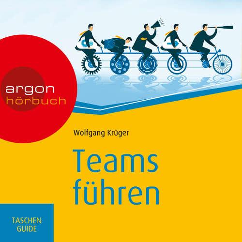Hoerbuch Teams führen - Wolfgang Krüger - Alexander Pensel