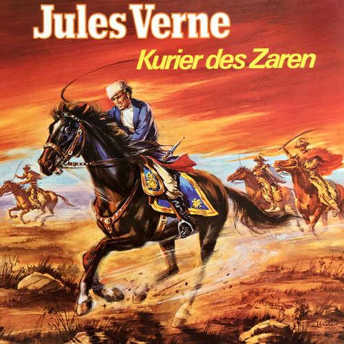 Hoerbuch Jules Verne, Kurier des Zaren - Jules Verne - Siegmar Schneider