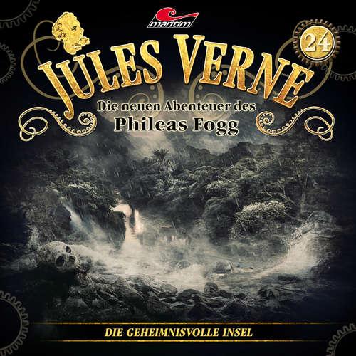 Hoerbuch Jules Verne, Die neuen Abenteuer des Phileas Fogg, Folge 24: Die geheimnisvolle Insel - Marc Freund - Christian Brückner
