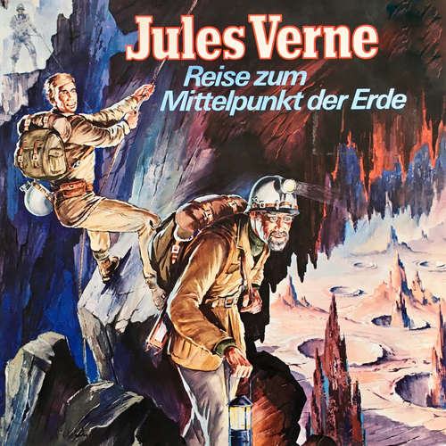 Hoerbuch Jules Verne, Reise zum Mittelpunkt der Erde - Jules Verne - Christian Rode