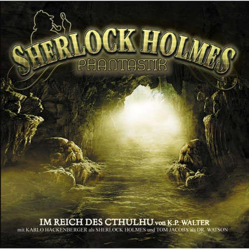 Sherlock Holmes Phantastik, Im Reich des Cthulhu