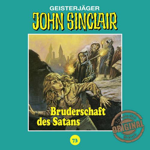 Hoerbuch John Sinclair, Tonstudio Braun, Folge 73: Bruderschaft des Satans - Jason Dark -  Diverse