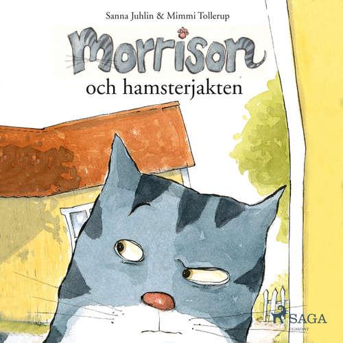 Audiokniha Morrison och hamsterjakten - Sanna Juhlin - Linnea Stenbeck