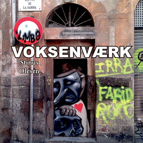 Audiokniha Voksenværk - Stinus Olesen - Tonny Schnoor