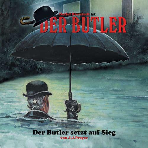 Hoerbuch Der Butler, Der Butler setzt auf Sieg - J. J. Preyer - Helmut Winkelmann