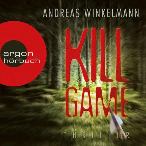 Hoerbuch Killgame - Andreas Winkelmann - Simon Jäger