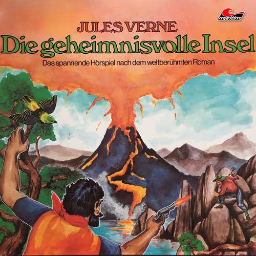 Hoerbuch Jules Verne, Die geheimnisvolle Insel - Jules Verne - Rolf Mamero