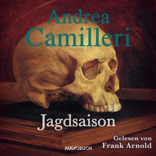 Hoerbuch Jagdsaison - Andrea Camilleri - Frank Arnold