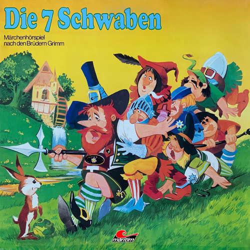 Hoerbuch Gebrüder Grimm, Die 7 Schwaben - Gebrüder Grimm - Werner Cartano