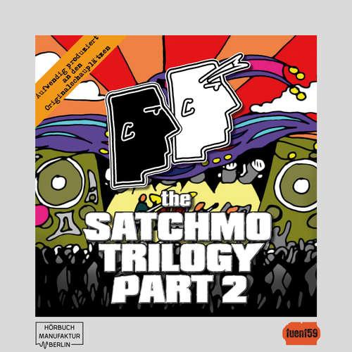 Hoerbuch The Satchmo Trilogy, Part 2: Bronco Bullcox und der dickflüssige Pfarrer - Michael Bartel - Sascha Draeger