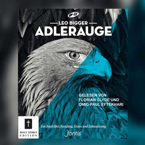 Hoerbuch Adlerauge - Ein Hörbuch über Berufung, Vision und Fokussierung - Leo Bigger - Florian Clyde