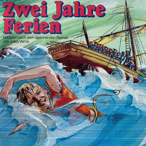 Hoerbuch Jules Verne, Zwei Jahre Ferien - Jules Verne - Wolfgang Kieling