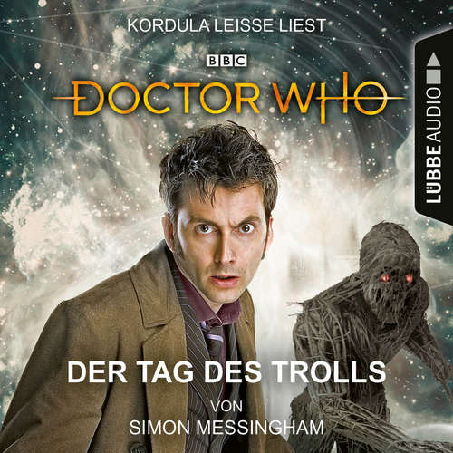 Hoerbuch Doctor Who - Der Tag des Trolls - Simon Messingham - Kordula Leisse