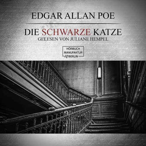 Hoerbuch Die schwarze Katze - Edgar Allan Poe - Juliane Hempel