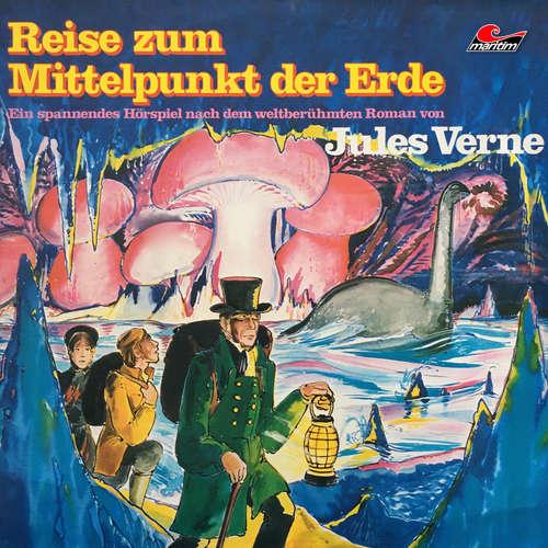 Hoerbuch Jules Verne, Reise zum Mittelpunkt der Erde - Jules Verne - Günter Kieslich