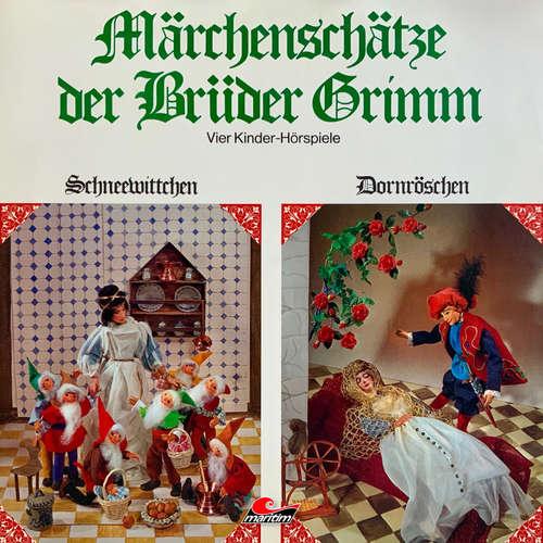 Hoerbuch Märchenschätze der Brüder Grimm, Folge 3: Schneewittchen, Dornröschen, Frau Holle, Der Froschkönig - Gebrüder Grimm - Friedrich Wilhelm Timpe