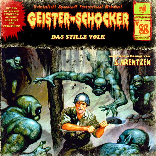 Hoerbuch Geister-Schocker, Folge 88: Das stille Volk - G. Arentzen - Sascha Rotermund