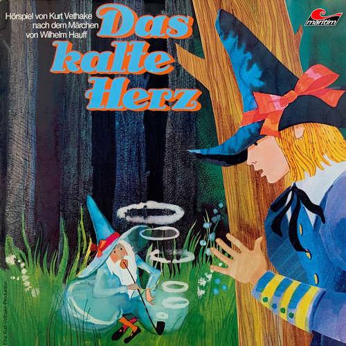 Hoerbuch Wilhelm Hauff, Das kalte Herz - Wilhelm Hauff - Klaus Jepsen