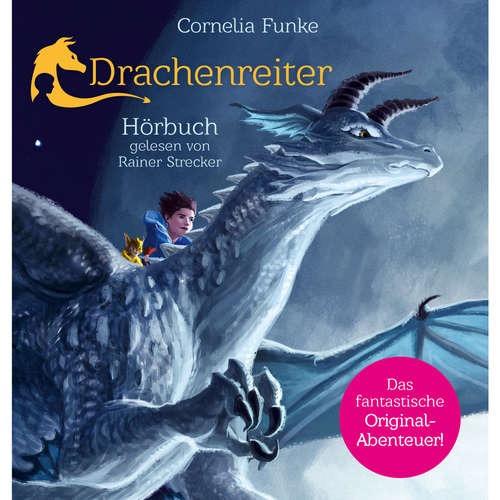 Hoerbuch Drachenreiter - Cornelia Funke - Rainer Strecker