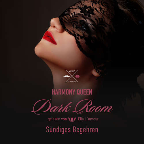 Hoerbuch Sündiges Begehren - Dark Room, Band 2 - Harmony Queen - Ella L'Amour
