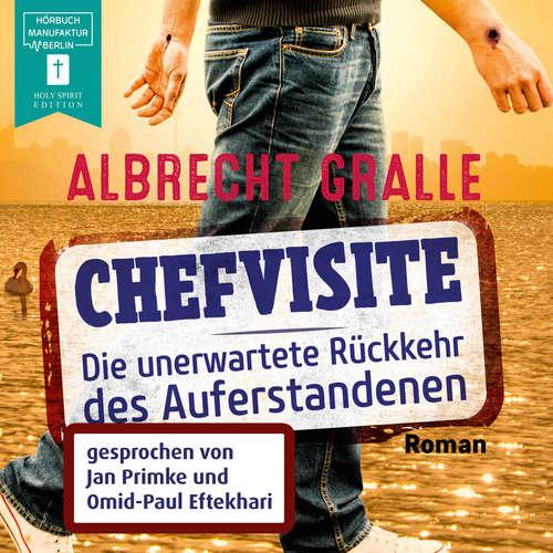 Hoerbuch Chefvisite - Albrecht Gralle - Jan Primke