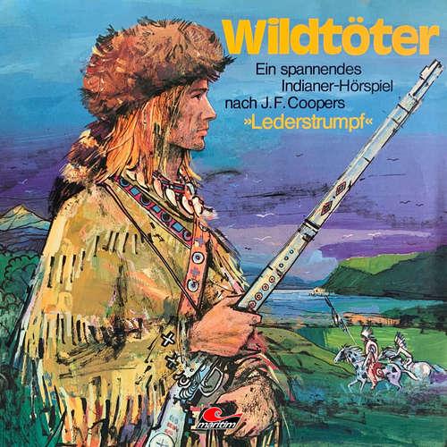Hoerbuch J. F. Cooper, Wildtöter - J. F. Cooper - Herbert Mensching