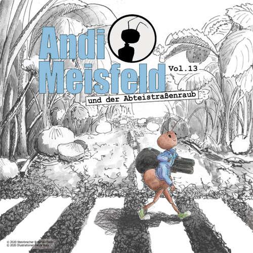 Hoerbuch Andi Meisfeld, Folge 13: Andi Meisfeld und der Abteistraßenraub - Tom Steinbrecher - Martin Keßler