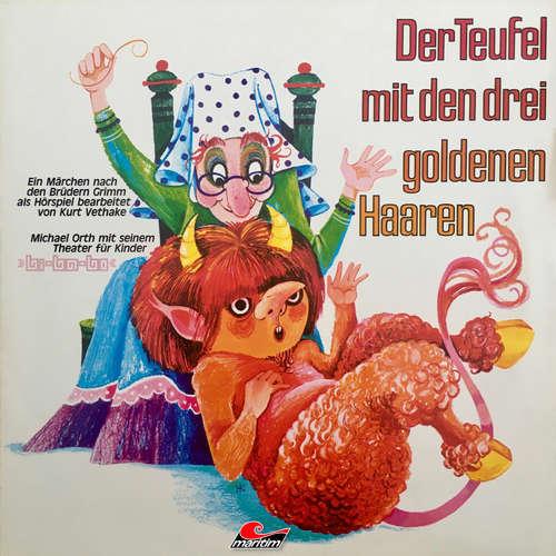 """Hoerbuch Gebrüder Grimm, Der Teufel mit den drei goldenen Haaren - Gebrüder Grimm - Michael Orth und sein Theater für Kinder """"bi-ba-bo"""""""