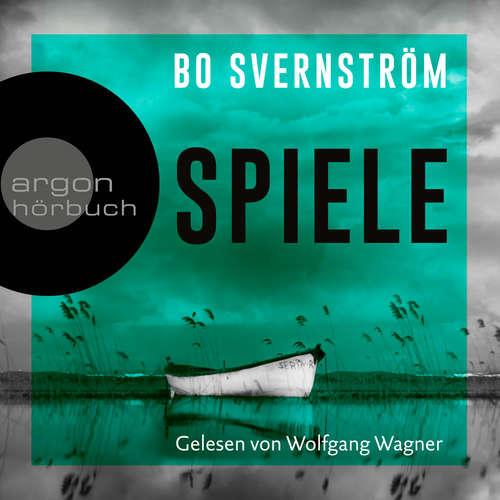 Hoerbuch Spiele - Kommissar Carl Edson, Band 2 - Bo Svernström - Wolfgang Wagner