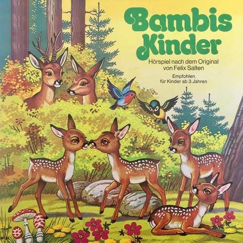 Hoerbuch Bambi, Folge 2: Bambis Kinder - Felix Salten - Lothar Zibell