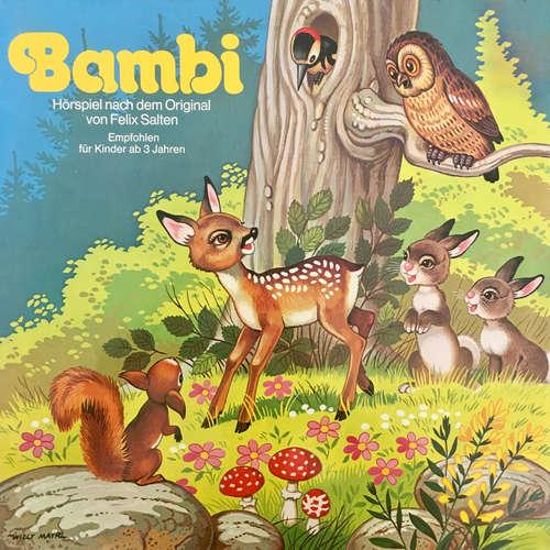 Hoerbuch Bambi, Folge 1: Bambi - Felix Salten - Wolfgang Kieling
