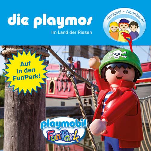 Hoerbuch Die Playmos - Im Land der Riesen (Hörspiel) - David Bredel - Gerrit Schmidt-Foß