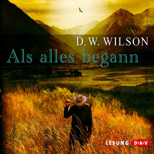 Hoerbuch Als alles begann - David William Wilson - Johannes Raspe