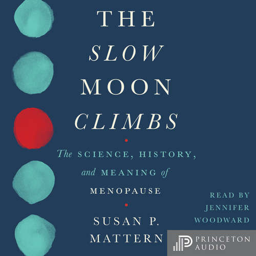 Audiobook The Slow Moon Climbs - The Science, History, and Meaning of Menopause - Susan Mattern - Jennifer Woodward
