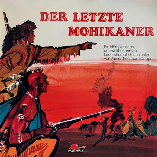 Hoerbuch J. F. Cooper, Der letzte Mohikaner - J. F. Cooper - Eberhard Krug