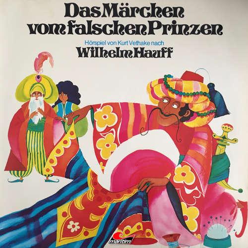 Hoerbuch Wilhelm Hauff, Das Märchen vom falschen Prinzen - Wilhelm Hauff - Peter Schiff