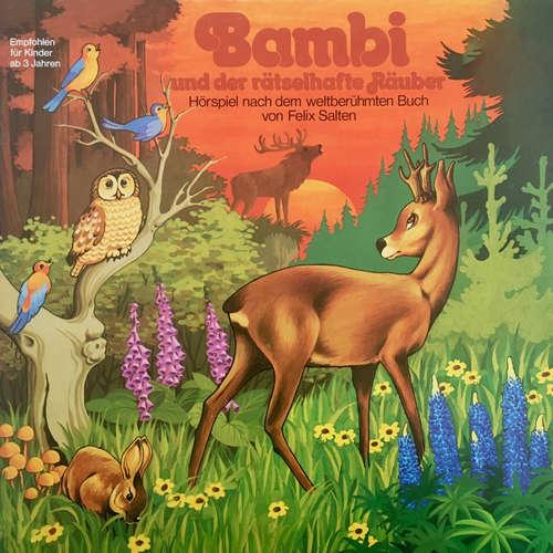 Hoerbuch Bambi, Folge 3: Bambi und der rätselhafte Räuber - Felix Salten - Wolfgang Kieling