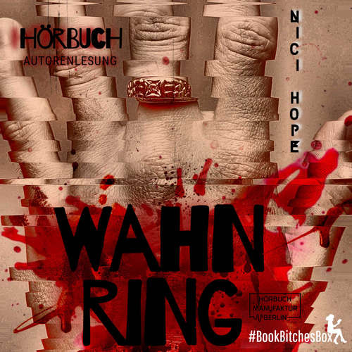 Hoerbuch WAHNRING - BookBitchesBox 2 - Nici Hope - Nici Hope