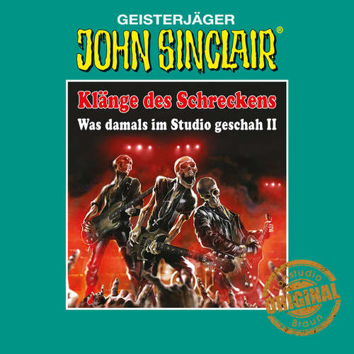 Hoerbuch John Sinclair, Tonstudio Braun - Klänge des Schreckens, 2: Was damals im Studio geschah - Teil 2 - Jason Dark -  Diverse