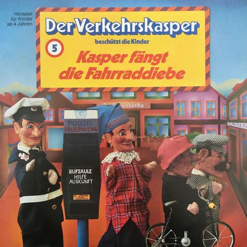 Hoerbuch Der Verkehrskasper, Folge 5: Kasper fängt die Fahrraddiebe - Helmuth Arndt - Helmuth Arndt
