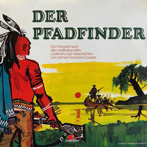 Hoerbuch J. F. Cooper, Der Pfadfinder - J. F. Cooper - Eberhard Krug