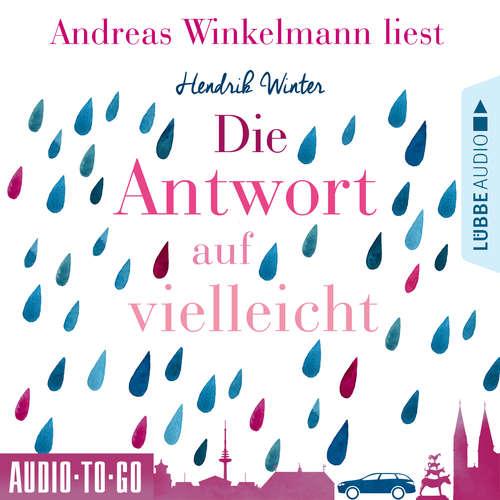 Hoerbuch Die Antwort auf Vielleicht - Hendrik Winter - Andreas Winkelmann