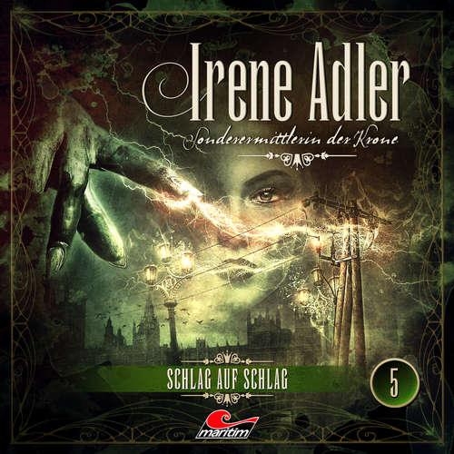 Hoerbuch Irene Adler, Sonderermittlerin der Krone, Folge 5: Schlag auf Schlag - Marc-Oliver Bischoff - Yvonne Greitzke
